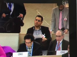 HRC37 Intervention on executions and torture in Bahrain