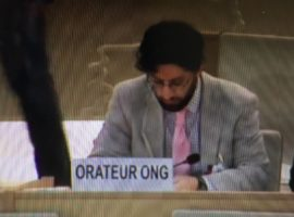 HRC37 Intervention on impunity for crimes against journalists in Bahrain