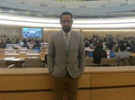 HRC37 Intervention on Religious Discrimination in Bahrain