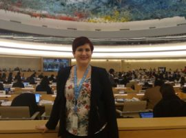 HRC37 Intervention on Ma'ameer and the Environment in Bahrain