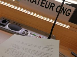 HRC37 Intervention on the Rights of the Child and the War in Yemen
