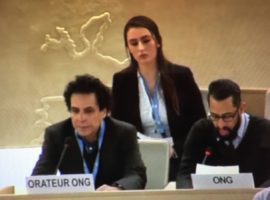 HRC37 Intervention on Bahrain's refusal to cooperate with OHCHR