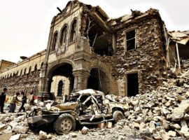 Yemen Three Years Later