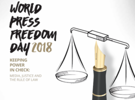 On World Press Freedom Day, the Gulf Countries Remain Areas of Grave Concern