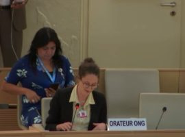 HRC38 Oral Intervention on Internally Displaced Persons in Yemen
