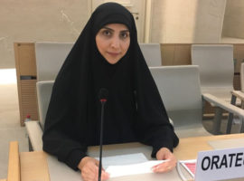 ADHRB at HRC38 raises concerns about ongoing torture in Bahrain despite UPR numerous recommendations