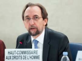 High Commissioner Zeid Raises Critical Concerns about Bahrain at the Opening of HRC 38