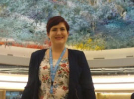 ADHRB at HRC39 reads an account of Hajar Mansour Hassan's arrest, interrogation, torture