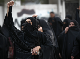 The Fight for Women's Rights in Saudi Arabia Must Go On