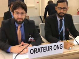 ADHRB at HRC38 calls attention to Saudi Arabia's ongoing discrimination against Shia
