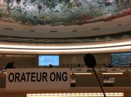 ADHRB at HRC39 calls attention to political repression ahead of Bahrain's November elections
