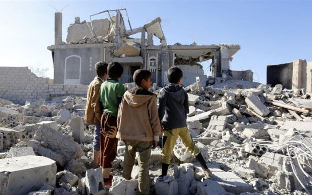The Human Rights Council Extends the Mandate of the Group of Eminent Experts in Yemen