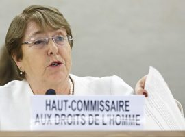 New UN High Commissioner for Human Rights Raises Concerns about Bahrain and Saudi Arabia at HRC 39