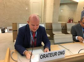 At HRC39 ADHRB raises concern about conditions in Bahrain's Jau Prison