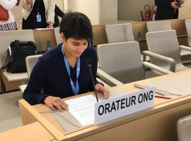 Ahead of Saudi Arabia's 3rd-cycle UPR, ADHRB at HRC39 calls attention to the kingdom's refusal to reform