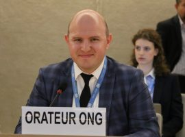 ADHRB at HRC39 calls for the integration of the Shia Baharna in Bahrain's security forces