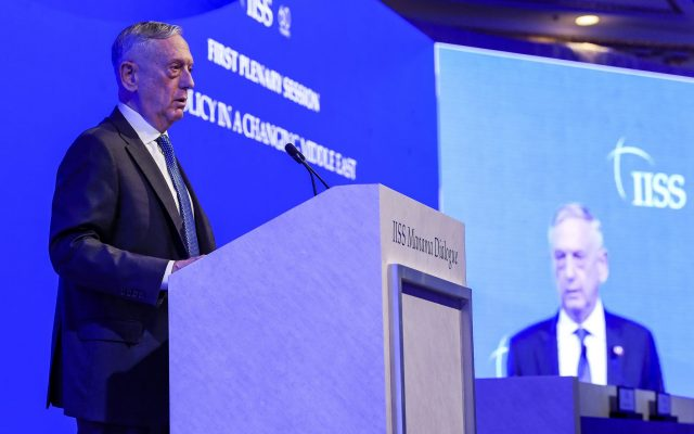 US Engagement during IISS Manama Dialogue Failed to Consider Importance of Bahrain Human Rights Concerns to Regional Stability