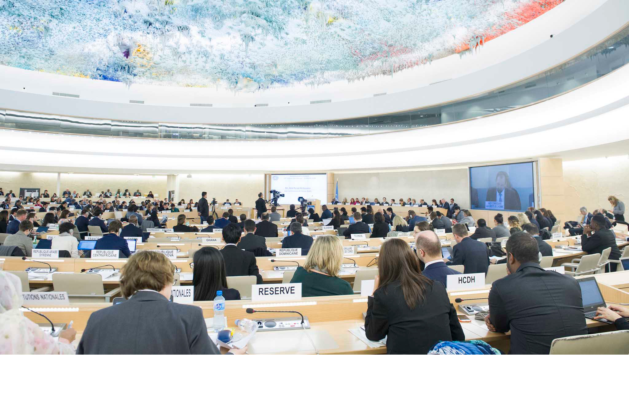 HRC42 Written Statement: The persistent patterns of