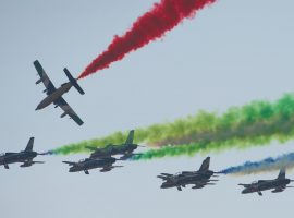 Participants in the Bahrain International Airshow 2018 should repudiate the kingdom's human rights abuses