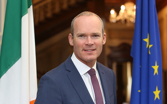 Over 70 Members of Ireland's Dáil Éireann Call on TD Simon Coveney to Pressure the Bahraini Government to Meet Criteria Prior to Elections