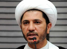 Prominent Bahraini Political Leader Sentenced to Life in Prison Weeks Before Election