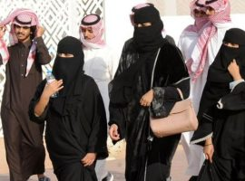 Turning a Saudi Tradition Inside-Out: Saudi Women Protest the Abaya