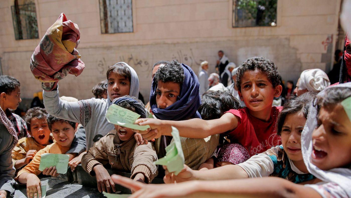 Saudi Arabia Dishes Out Aid to Humanitarian Crisis in Yemen as PR ...