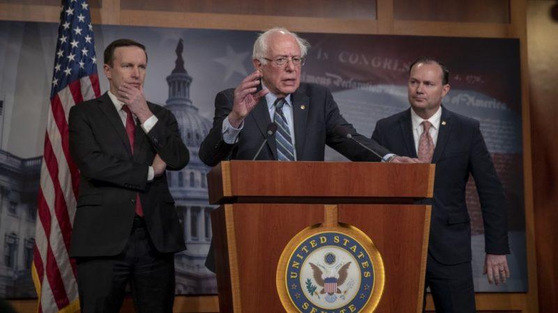 United States Senate Passes Resolution to Halt US Support for Saudi Arabia in Yemen