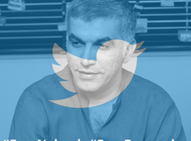 Bahraini HRD Nabeel Rajab's Final Appeals Hearing Approaches for Social Media Charges