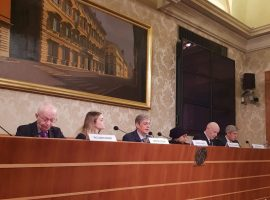 "ADHRB Event at the Italian Senate: ""8 Years Later Bahrain is Still Struggling for Human Rights, Democracy, and Justice"""