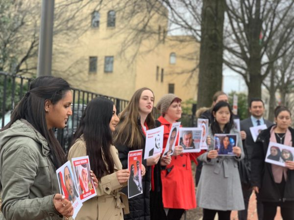 ADHRB Commemorates February 14 and Calls for Action from the International Community, US, and UK