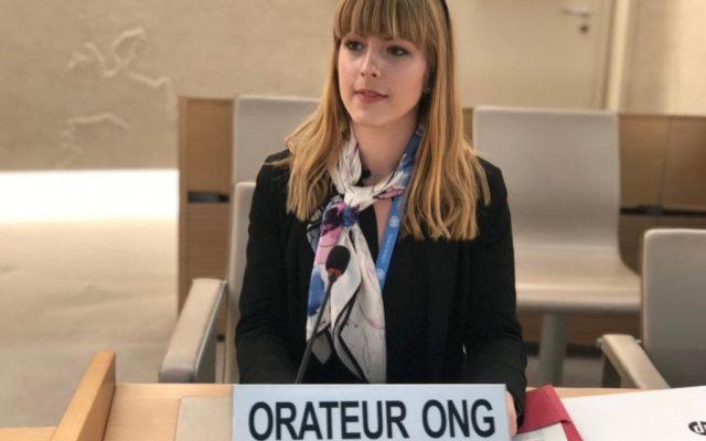 ADHRB at the UN : the export of Jordanian mercenaries to GCC countries