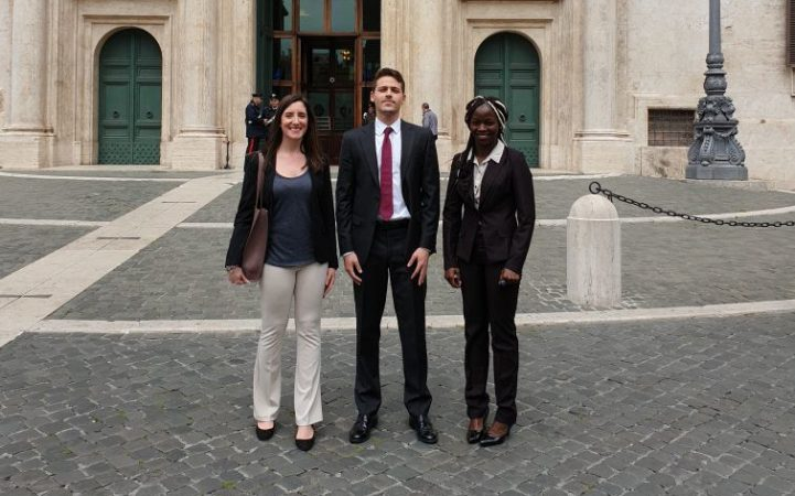 ADHRB Briefs the Italian Parliament's Human Rights Committee on the Situation in Bahrain