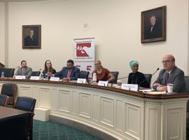 "ADHRB Briefing on Capitol Hill: ""Anatomy of a Police State: Systematic Repression, Brutality, and Bahrain's Ministry of Interior"""