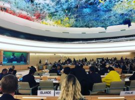 ADHRB at HRC41 Condemns the Violation of the Rights of Female Migrant Workers in the UAE