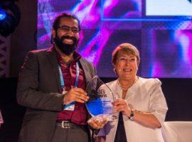Bahraini Activist Mohammed Al-Maskati Awarded Human Rights Heroes Award
