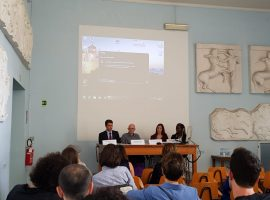 ADHRB Holds a Panel at La Sapienza University in Italy on Bahrain-Italy relations