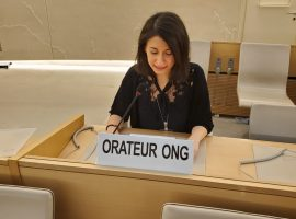 ADHRB raises attention to the systematic use of torture in the UAE at the HRC41