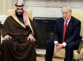 Despite New Report by UN Human Rights Expert, the Trump Administration Remains Silent on MbS' Role in Khashoggi Killing