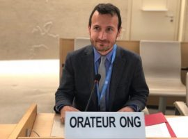 ADHRB at the Human Rights Council Raised Concerns about the Use of Mercenaries in the Yemeni Conflict