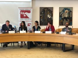 ADHRB and BIRD Side Event and Report Launch at HRC42: Bahraini Women Political Prisoners
