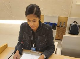ADHRB at HRC42 Highlighted that Reprisals are Used Against Bahraini HRDs Who Cooperate With the UN