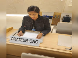 At HRC 43, ADHRB call on Implementation of the Stockholm Agreement