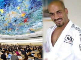 Letter from Political Prisoner Mohammad Mirza read at the Human Rights Council