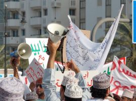 Systematic Attack on Freedom of Expression in Oman